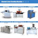 Canal de Publicidade em aço inoxidável de alumínio Carta máquina de dobragem