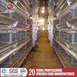 Kooi van de Kip van de Batterij van Atomatic van het Ontwerp van het Huis van het Landbouwbedrijf van het Gevogelte van de Grill van China de In het groot