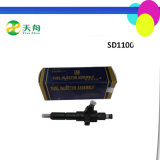 Comercio al por mayor de un cilindro Changfa motor generador de 17S1105 de HP inyector de Diesel