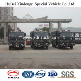 Dongfeng 153 8ton 거품 탱크 소방차 트럭