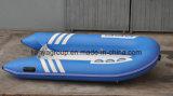 Liya 3-4.2m Vの最下のボートの堅く深く膨脹可能な小さなボート