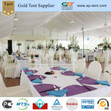 Großer Aluminiumrahmen Belüftung-transparentes Partei-Zelt für Hochzeitsfest
