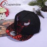 100% Acryl Flexfit Hysteresen-Schutzkappe/Hut mit Stickerei und Ineinander greifen