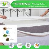 Terry di bambù rovesciabile impermeabilizza l'alta qualità di Encasement del materasso di formato del gemello di stile misura 100%