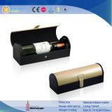 Пользовательское поле для переноски вина коробка для хранения вина из кожи (5614R20)