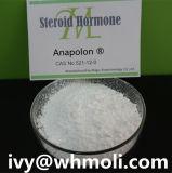 Polvo sin procesar Oxymetholon Anapolon de la hormona de esteroides del tratamiento