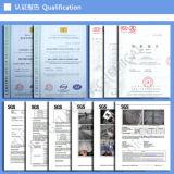 PTFE PlastikRaschig Ring-gelegentliche chemische Aufsatz-Verpackung