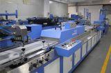 Stampatrice automatica dello schermo del nastro del raso Wet-4001s-02