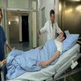 ACドライブの種類および医学のエレベーターの使用法1600kgの病院のエレベーターの上昇