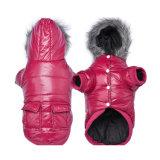 Personalizado de la moda al aire libre ropa North-Face acogedor PERRO PERRO Dog Coat chaqueta