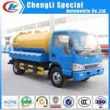 camion di autocisterna di aspirazione delle acque luride del camion 4X2 delle acque luride di vuoto 5cbm con il migliore prezzo