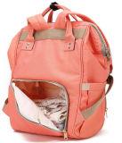 Venda por grosso grande capacidade personalizada sacola fraldas para bebé de Nylon Saco Mãe