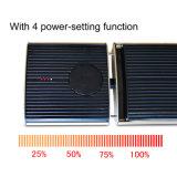 Calefactor Parosol infrarrojo para la vida al aire libre con altavoz Bluetooth