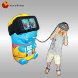 Drôle de Kids 9D VR Machine de jeu commercial de l'équipement de terrain de jeux intérieure