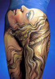 Silk Zeichnung - Jungfrau