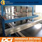 China de la junta de la pared de yeso avanzada línea de producción para la construcción