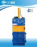 カートン、紙くずのためのVes30-8060縦の電気油圧梱包機