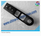 Il CNC dell'alluminio ha lavorato la maniglia alla macchina della macchina fotografica di Digitahi