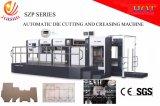 Macchina per tagliare a stampo tagliente Sz1200p della casella stampata stampa offset automatica
