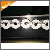 Máquina de corte pequena do rolo do papel térmico