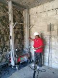 Het Pleisteren van het Cement van de Bouw van de nieuwe Technologie Machine