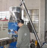 Riempitore di Mastbatch del CaCO3, colore Masterbatch e macchina di granulazione dell'espulsore di vetro di fibra del PE