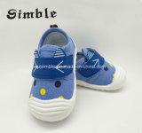 La última inyección encantadora calza los zapatos infantiles de los zapatos de lona del bebé (17330)