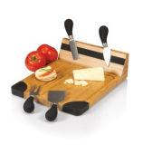 Conjunto da Placa de queijo com silicone