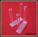 デッサンごとのカスタマイズされた水晶流れのキュヴェットのセルを取り除きなさい