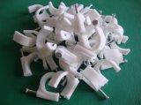 2017 de Hete Klem van de Kabel van de Verkoop Plastic met de Spijker van het Staal