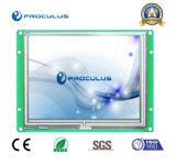 5 étalage de TFT LCD de pouce 640*480 avec l'écran tactile résistif