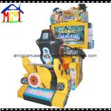 """coche de competición superado LCD del parque de atracciones de la máquina de 32 """" juegos de arcada"""