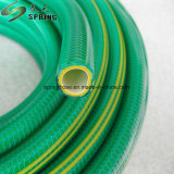 Super Durable en PVC flexible tressé en fibre de jardin