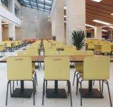 Mutil-Цвет Stackable Bentwood обедая стулы