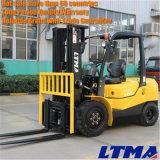 Système hydraulique 2 tonnes mini Machines de chariot élévateur à fourche avec pneumatique