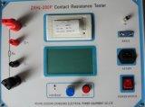 Pantalla LCD en color impresora integrada en la Micro 200 un circuito de medidor de resistencia de contacto