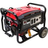 6.0kw tipo portátil gerador da gasolina com motor de Stong
