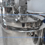アジテータ製造業者が付いているJacketed熱くするステンレス鋼混合タンク