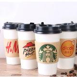 Fabricante caliente elegante de consumición caliente de China de la venta de las tazas de papel