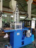 Máquina de moldagem por injeção com sola vertical completa de 2 estações