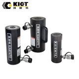 Cilindro hidráulico de aluminio temporario doble ligero de Kiet