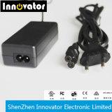 45W 18V 2.5A Desktop Type AC adaptateur pour alimentation CC de commutation, certifiés par UL & TUV GS FCC Ce cul