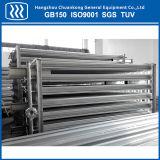Lufterhitzter AluminiumVaporizer der Tankstelle-LNG