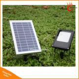 L'extérieur du capteur solaire étanche 56 Projecteur LED lampe solaire de jardin pour le paysage de pelouse de paroi