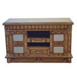 أثر قديم أثاث لازم [شنس] يعيش غرفة خشب تلفزيون حامل قفص
