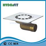 Het Messing van het Afvoerkanaal van de vloer (FD1102)