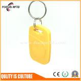бирка ABS RFID Keyfob обломока 13.56MHz Ntag 213 безконтактная водоустойчивая