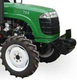 70HP 4WD Wheel Tractor met Low Price