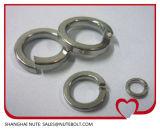 Rondelle ressort en acier inoxydable/DIN127/l'unc/Bsw/ASTM M16