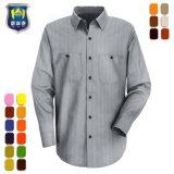 Interaktiver Mens-schwere Baumwollarbeits-Hemden